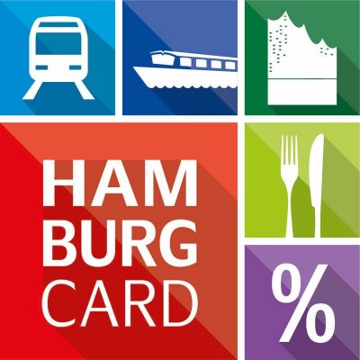 Hamburg Card Logo