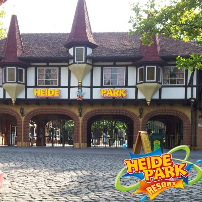 Heide park resort nähe hamburg pension