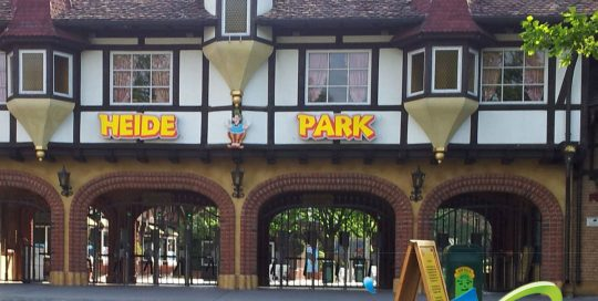 Heide park resort nähe hamburg pension